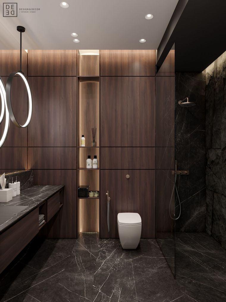 cuarto-bano-diseno-madera-negro