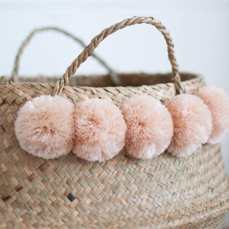 decoración de recamaras para niñas ninos-ideas-estilo-natural