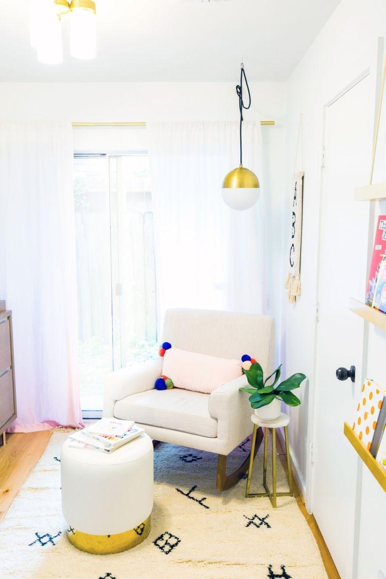 decoración de recamaras para niñas y niños-lugar-descanso