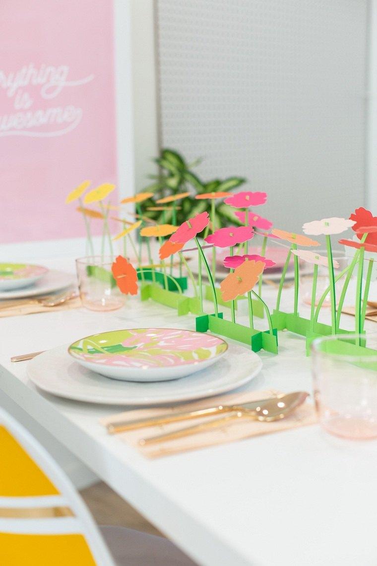 decoracion-mesa-primavera