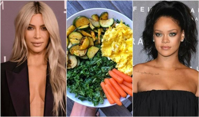 Dieta cetogénica famosas