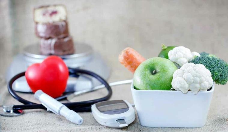 Características de la dieta de los puntos