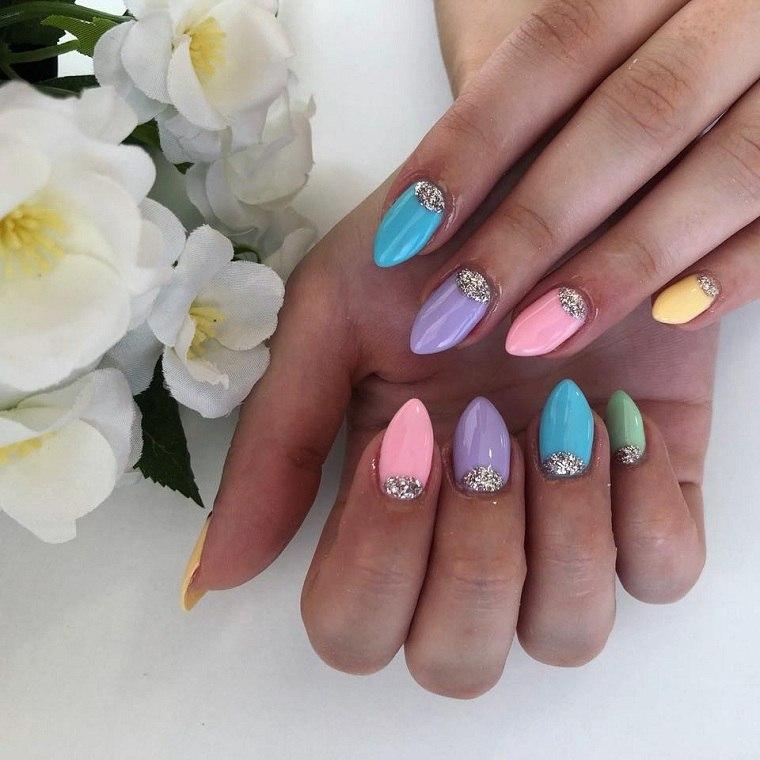 disenos-unas-2019-primavera-combinar-colores