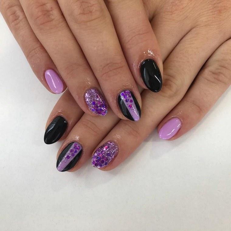 disenos-unas-2019-purpura-negro