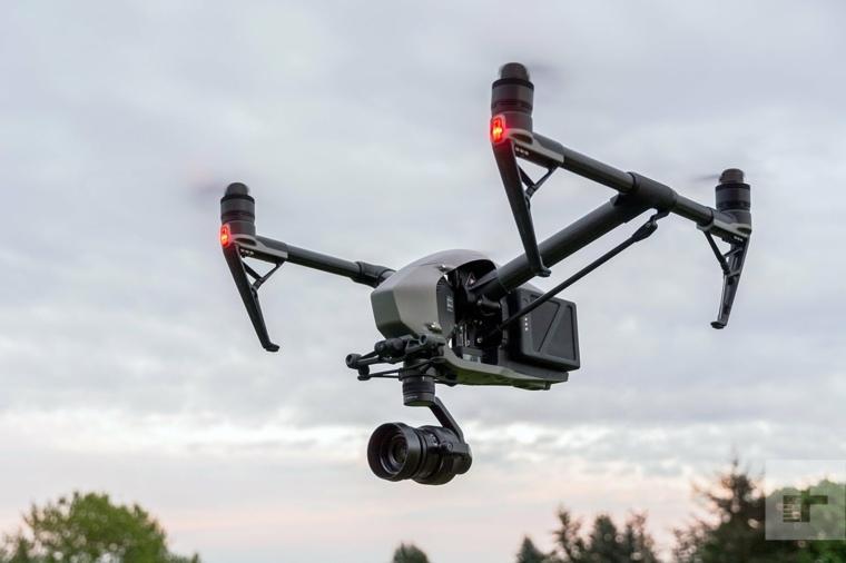 dji-inspire 2 los mejores drones