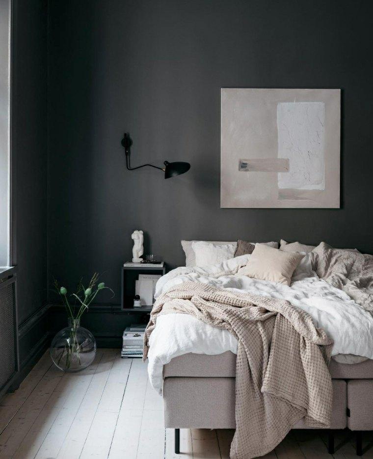 dormitorio-color-gris-oscuro-opciones
