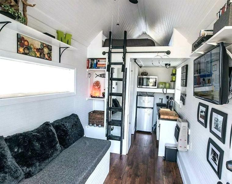 espacios reducidos decoración