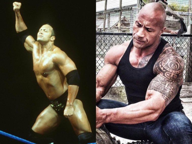 famosos Dwaye the Rock