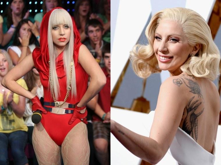 famosos Lady Gaga