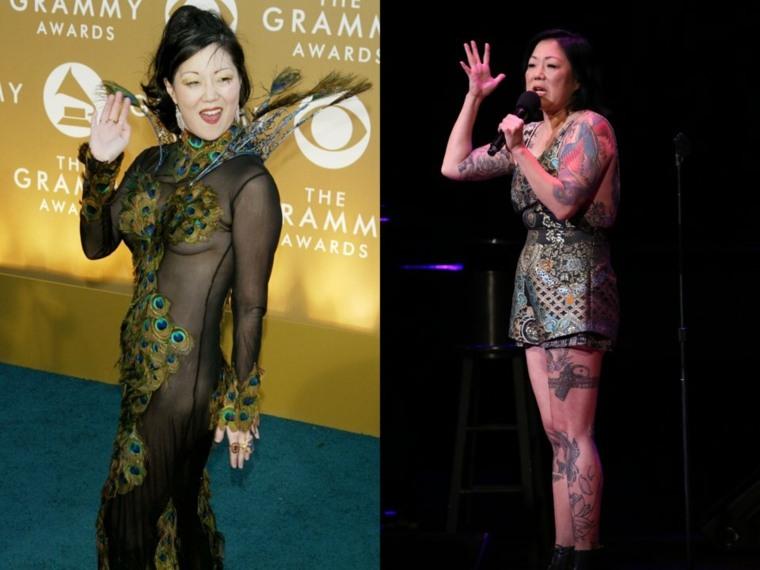famosos Margaret Cho