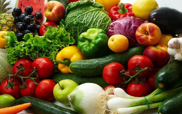 Vegetales dieta