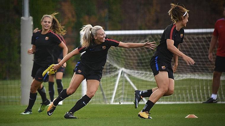 Fútbol femenino – Un récord de asistencia al partido entre Atlético de Madrid  y Bracelona