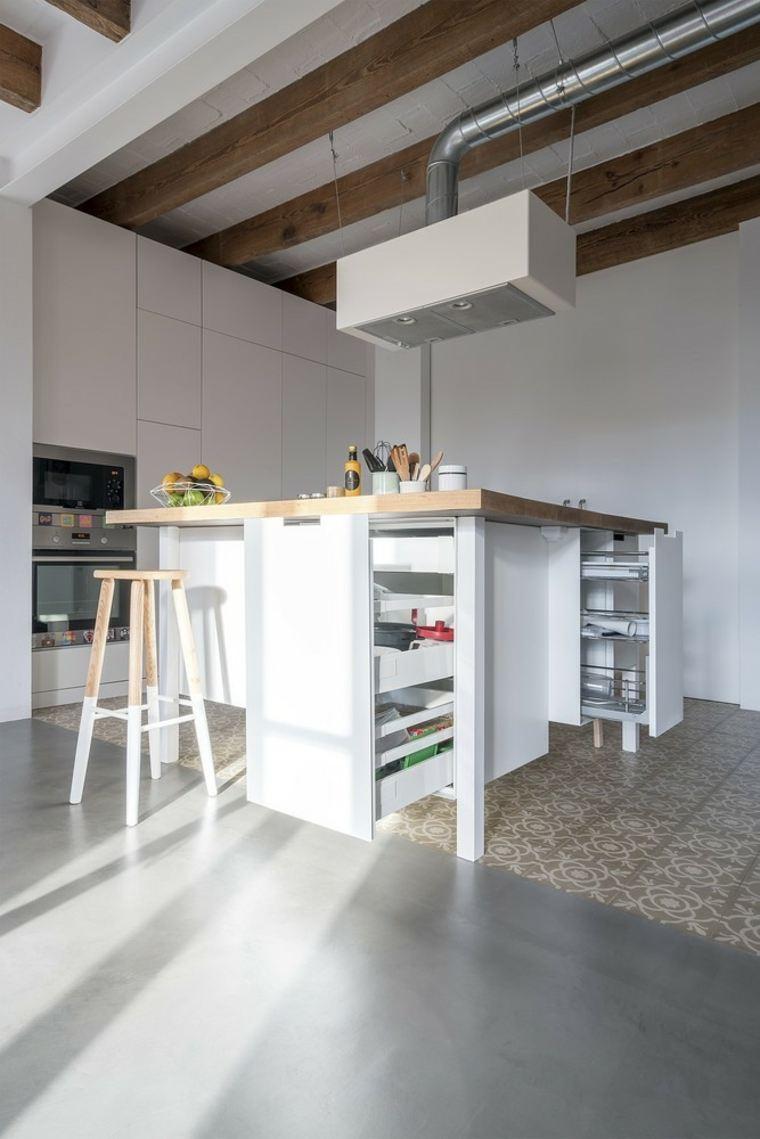 ideas para almacenaje mesa