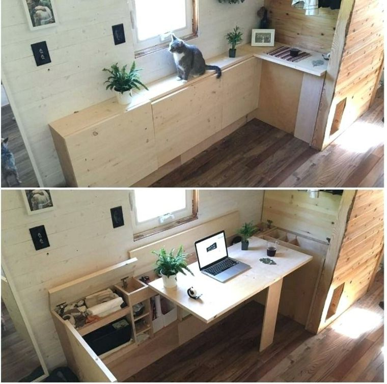 ideas para apartamentos pequeños
