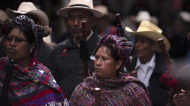 la población indígena americana
