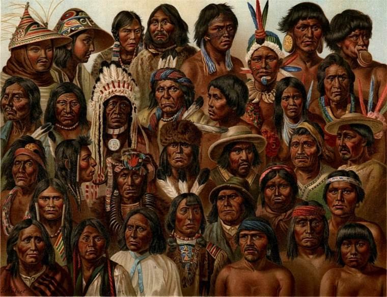 la población indígena de América
