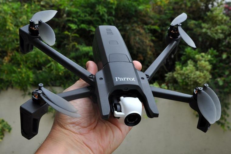 los mejores drones Parrot Anafi