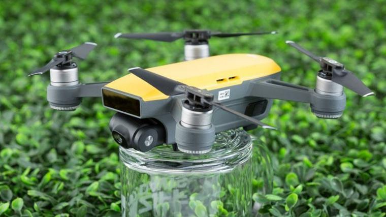los mejores drones dji spark
