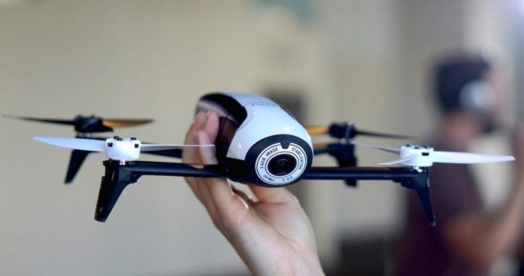los mejores drones parrot bebop2