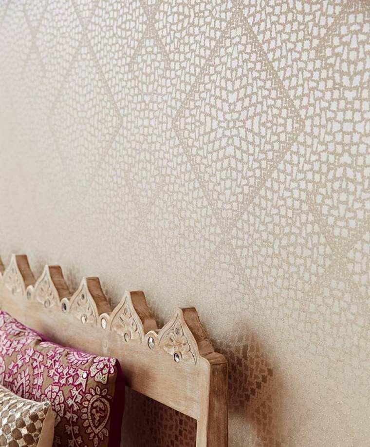 papel-pared-color-beige-estilo
