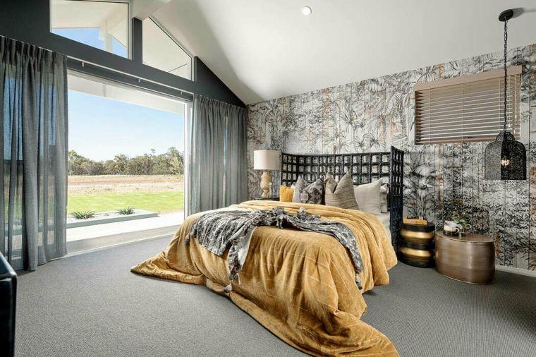 papel-pared-dormitorio-rural-building-company