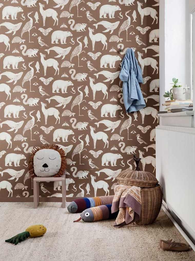 papel-pared-habitacion-infantil