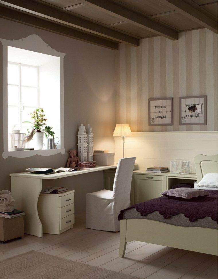 pared-diseno-rayas-dormitorio