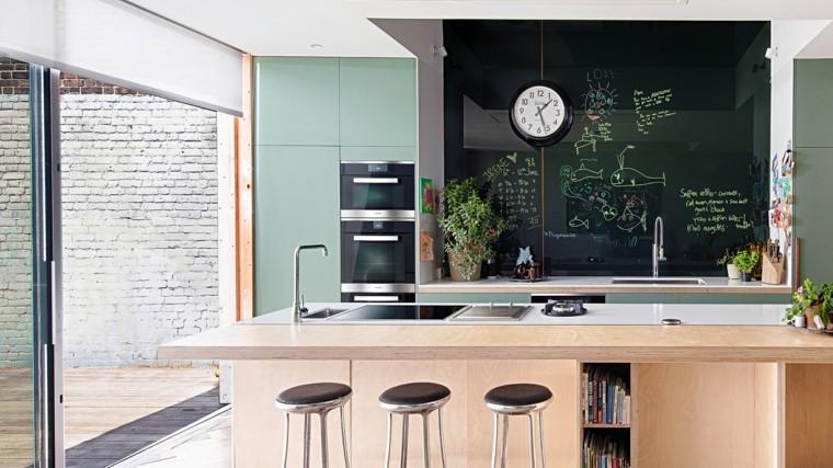 pared-negra-cocina-estilo-negro