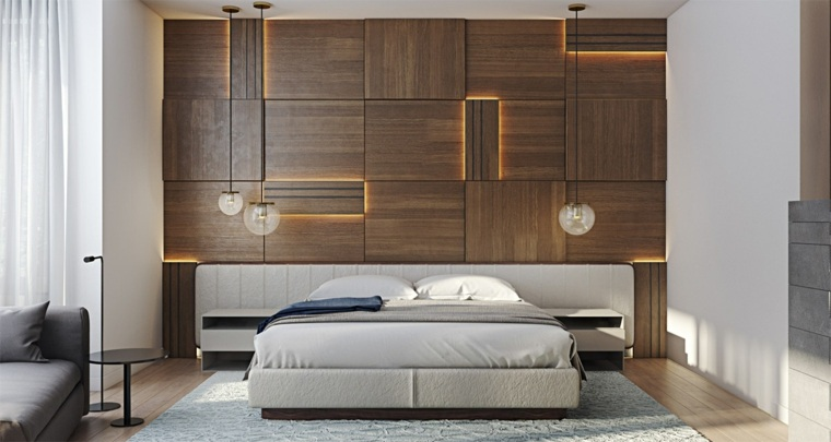 paredes de madera diseño