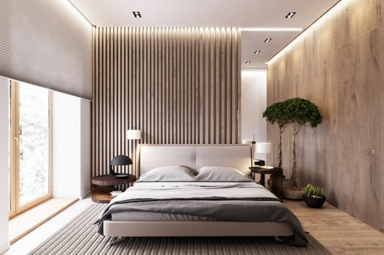paredes de madera ideas modernas