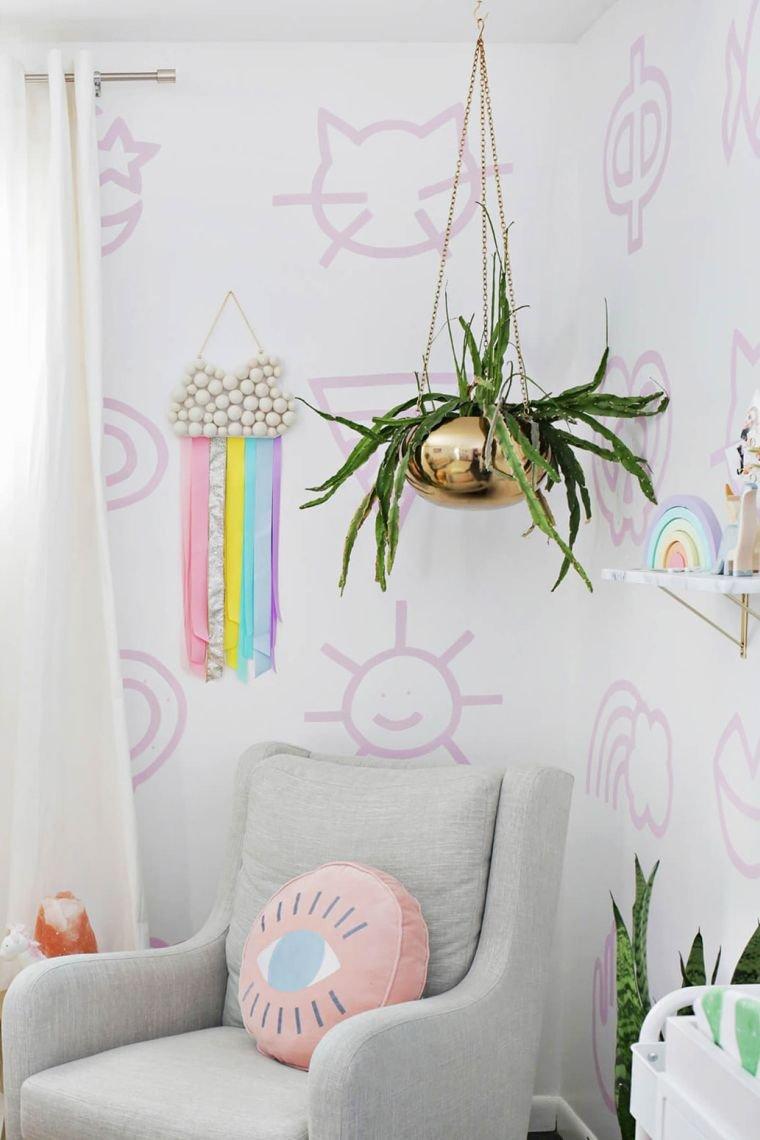 plantas-colgantes-estilo-ninos