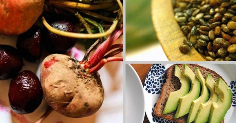 productos sanos comida