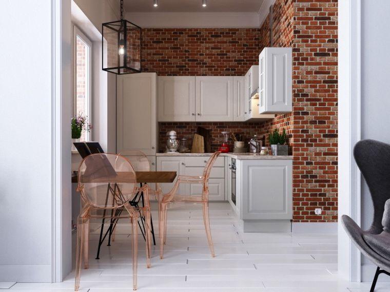 revestimiento-paredes-interiores-cocina-ladrillo