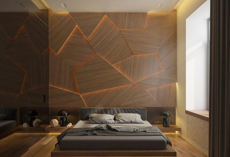 revestimiento-paredes-interiores-madera-dormitorio