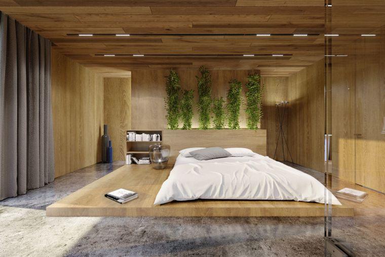 revestimiento paredes interiores madera-natural