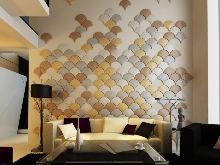 salon-pared-efecto-3D-estilo