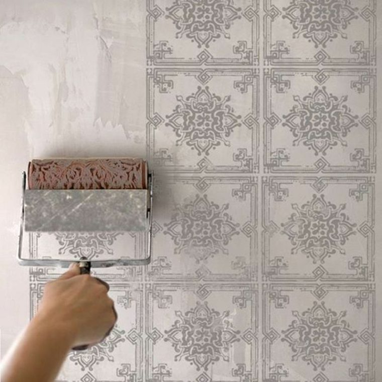 técnicas de pintar paredes