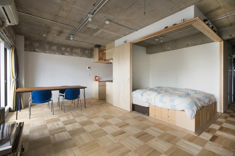 unidades de almacenaje dormitorio