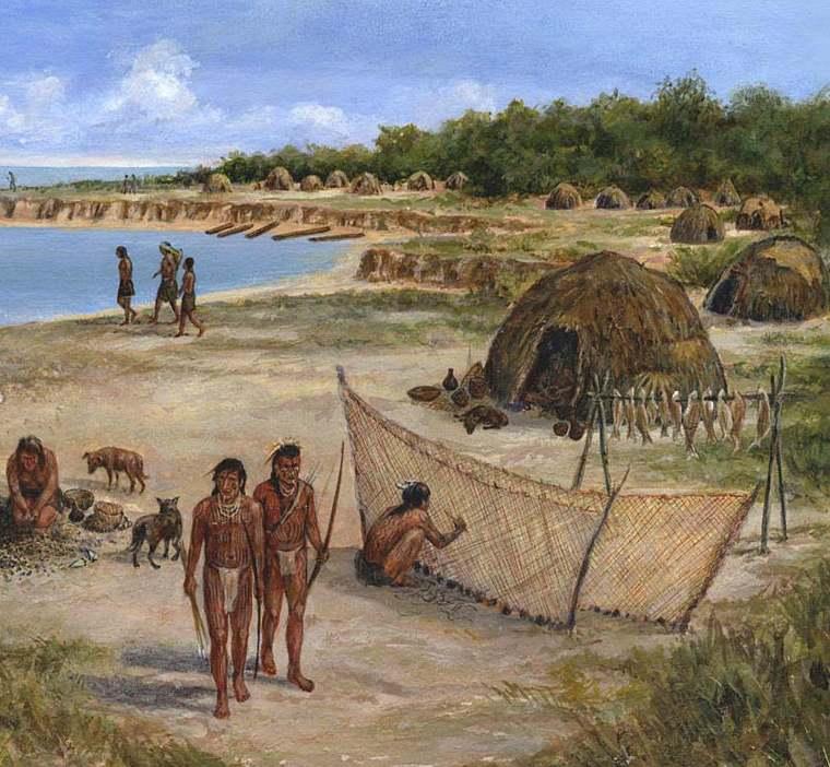 vida de los indígenas