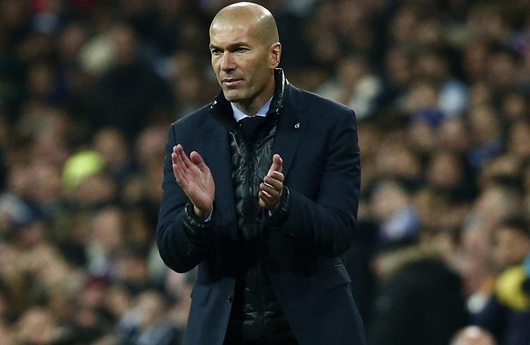 zinedine zidane-entrenador-real-madrid