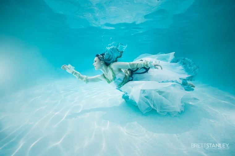Brett Stanley foto submarina