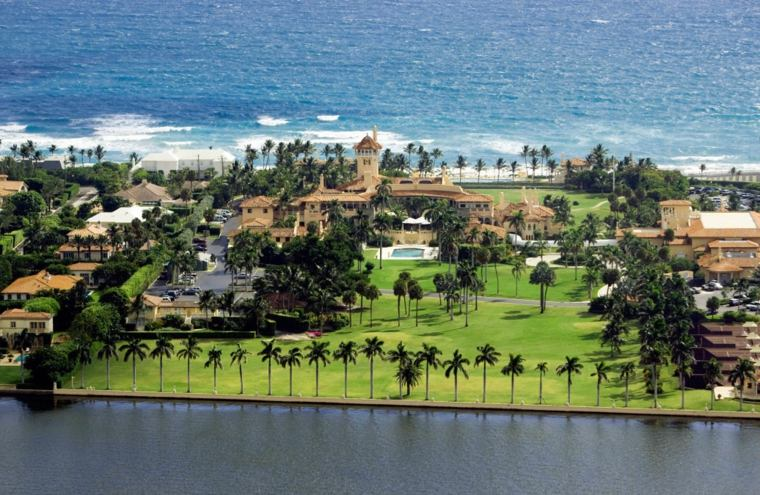 Mar a Lago Palm Beach Florida