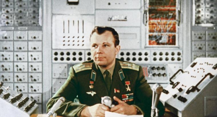 Yuri Gagarin foto