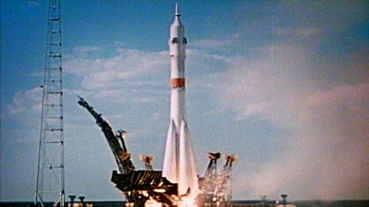 Yuri Gagarin nave espacial
