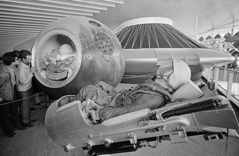 Yuri Gagarin vuelo espacial