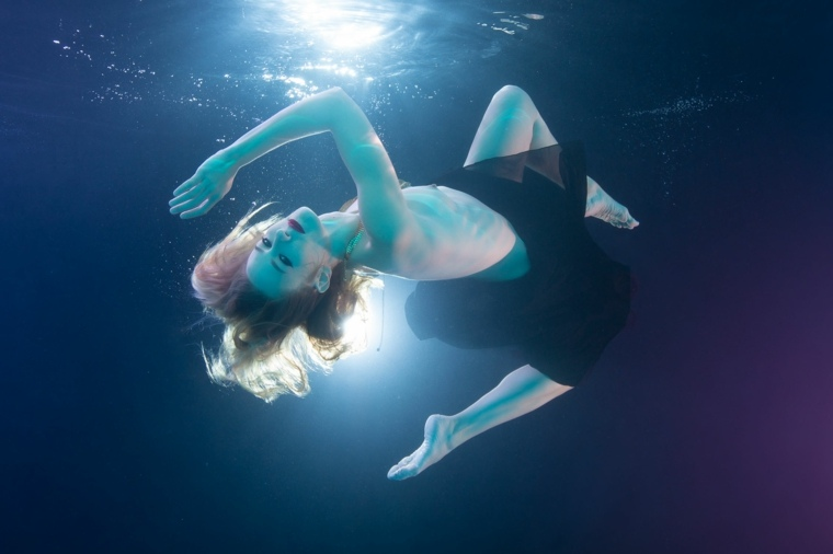 baile submarino
