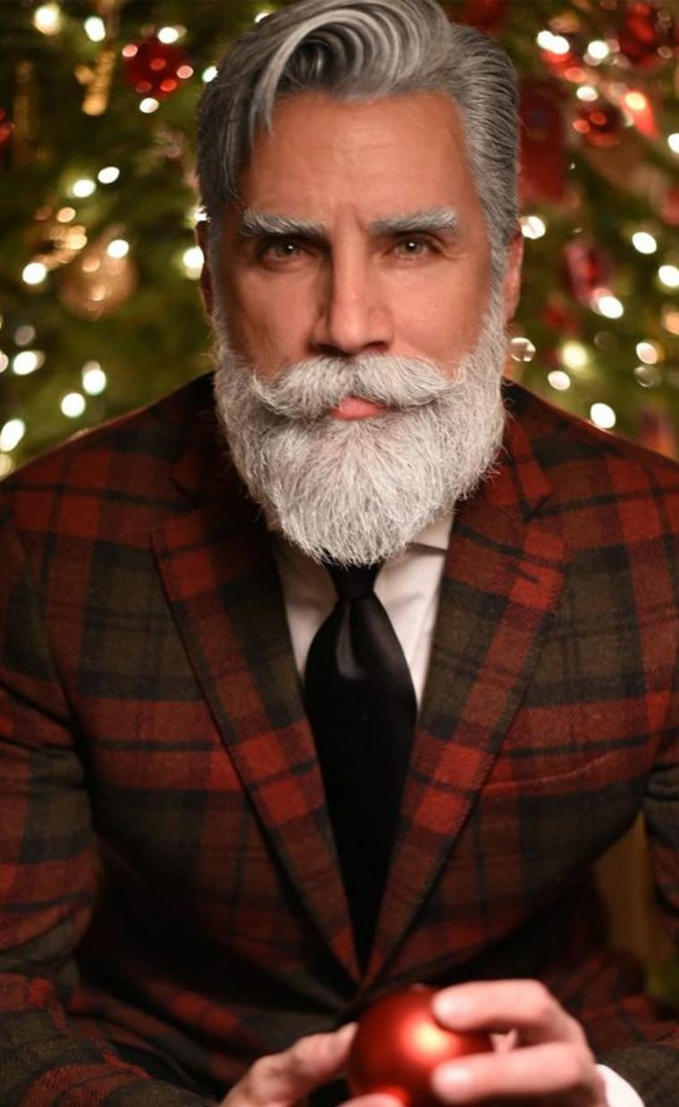 barba blanca idea