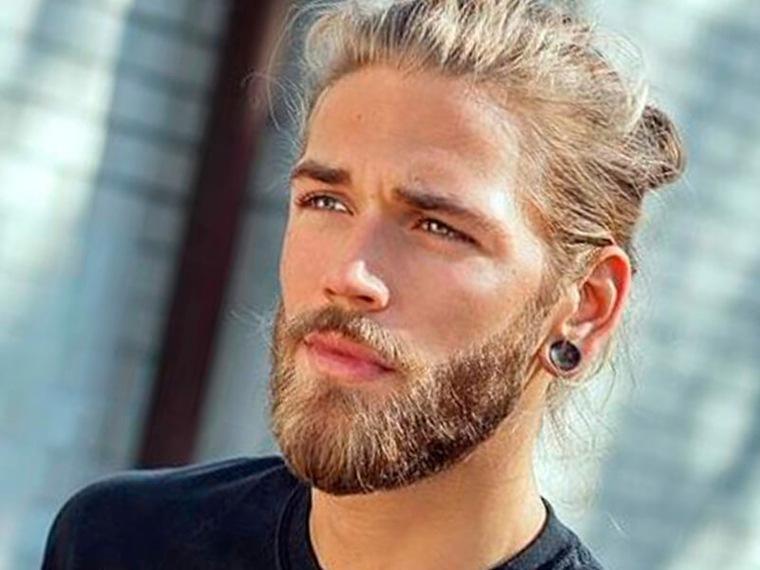 barba de moda