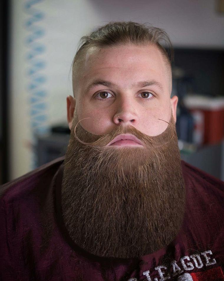 barba estilo original