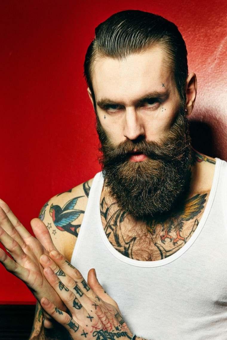 barba-moderna-2019-tatuajes-estilo